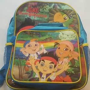 Disney Back pack with lunch bag NEW